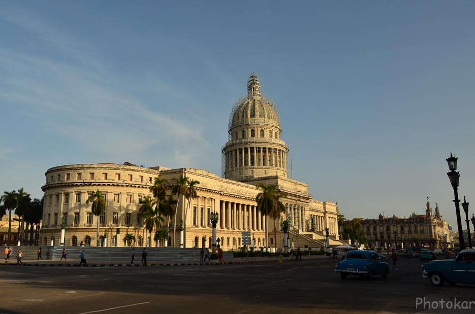 Гавана. Начало путешествия.