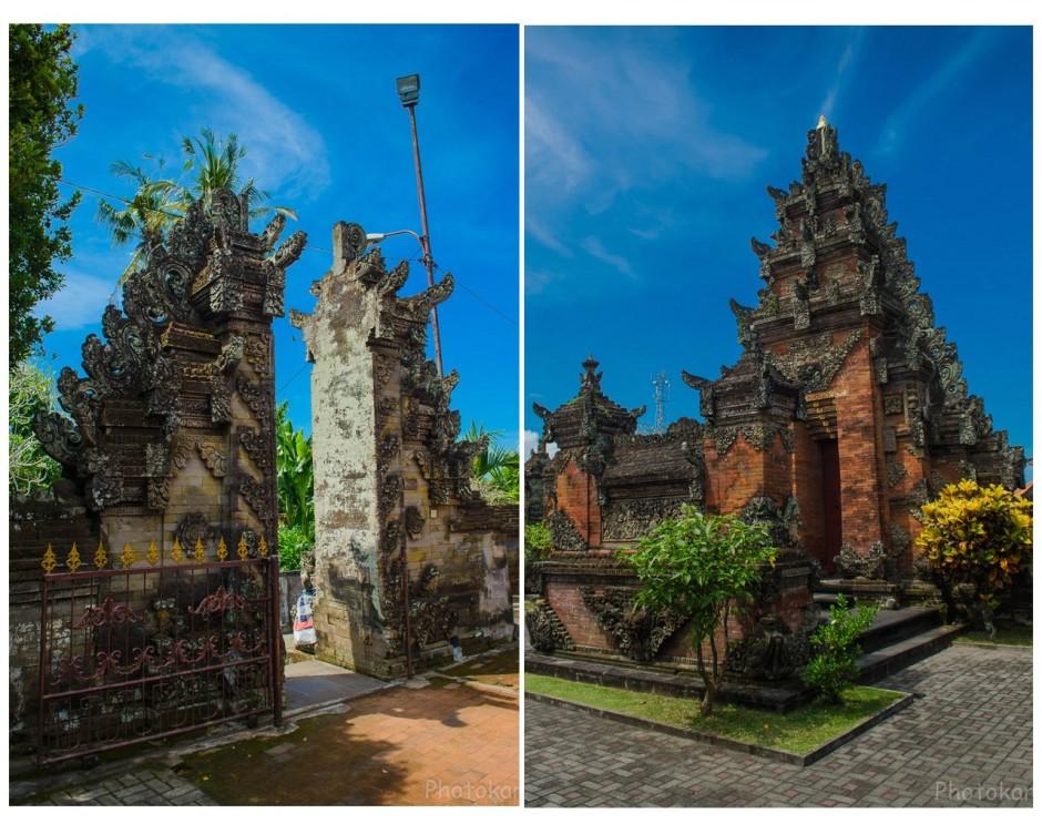 Ворота, один из главных символов буддизма...