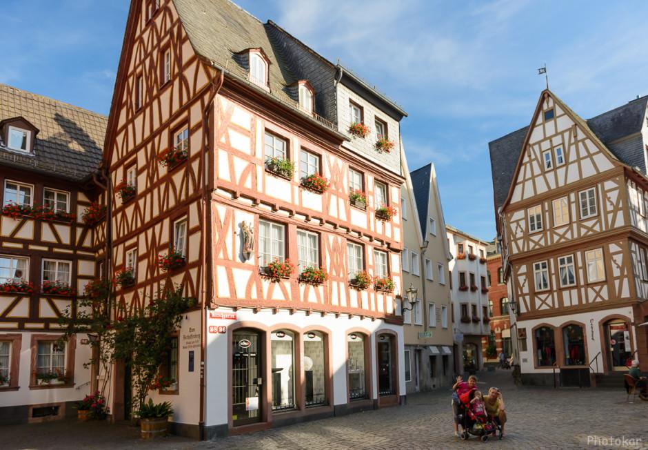 Altstadt, Майнц