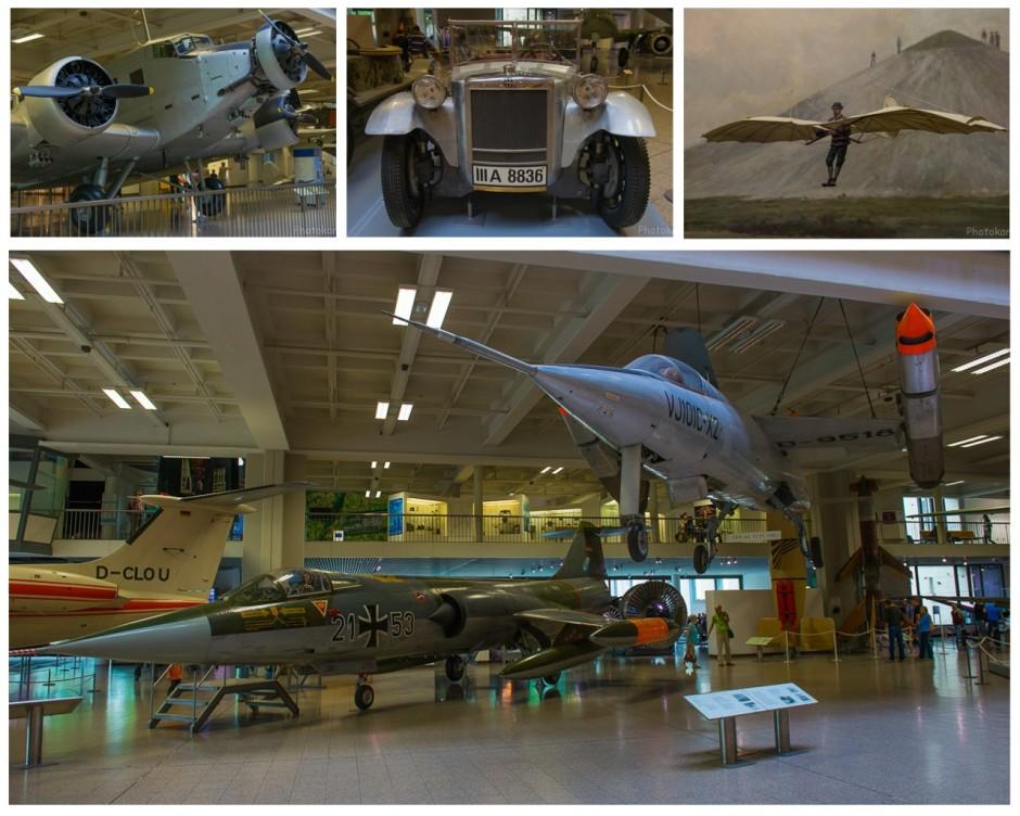Национальный научно-технический музей Германии г. Мюнхен
